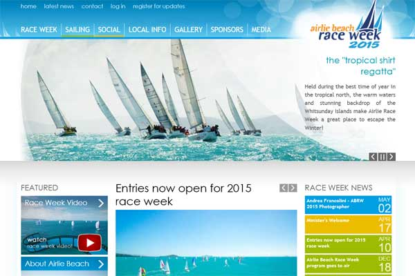 raceweek website